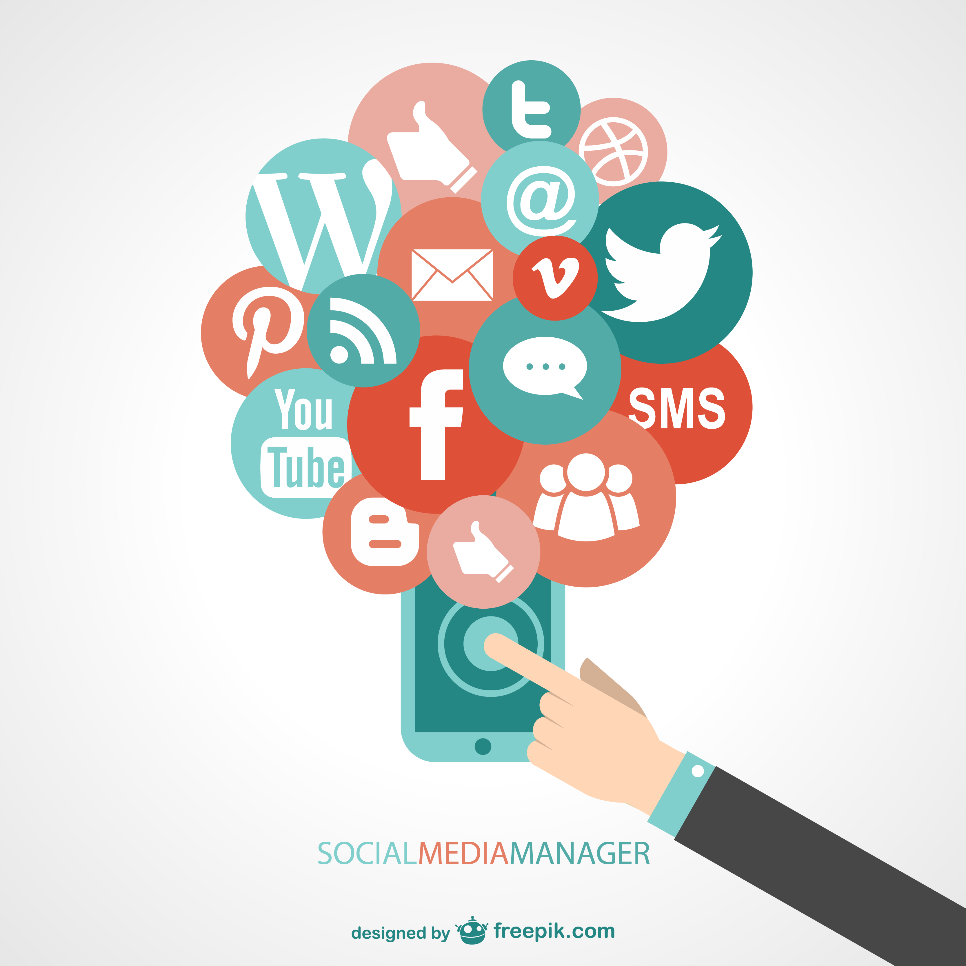 the social marketing consultant is not a social media manager  u2013 the power of brands